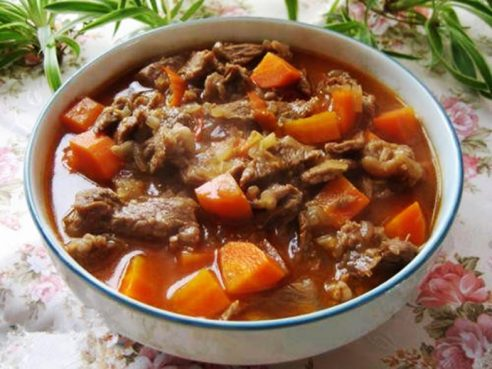 boeuf carotte cookeo