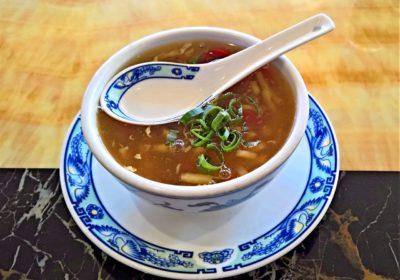 Soupe pekinoise : Informations nutritionnelles de la soupe pékinoise