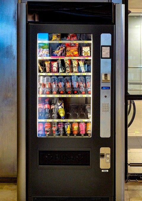 4 critères pour choisir votre distributeur automatique