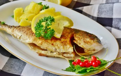 Recette poisson facile : Poisson au beurre et au citron