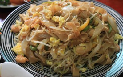 Yaki Udon : Voici la recette du Yaki Udon au poulet