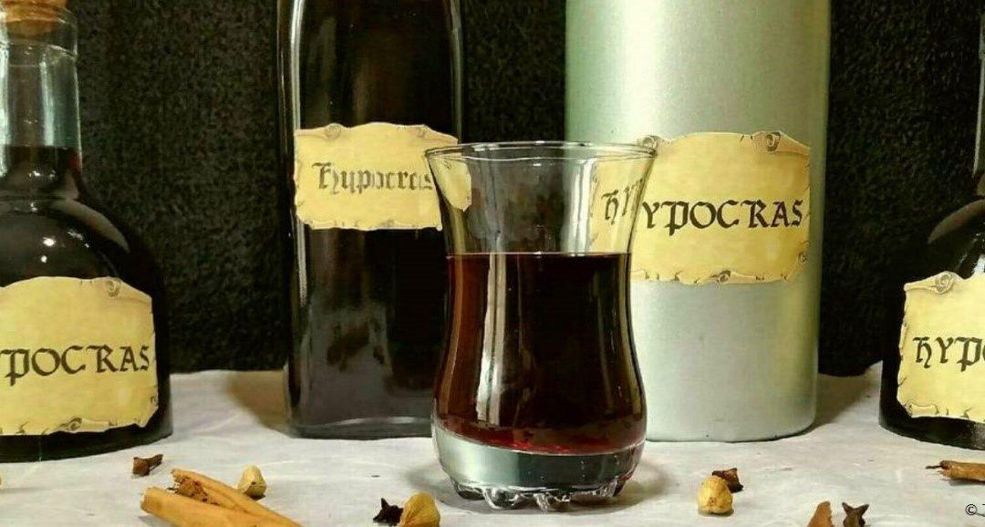 L'hypocras : Une boisson dégustée depuis plus de 800 ans