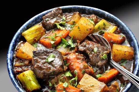 La recette du Pot au feu avec Cookeo