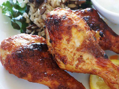 Des cuisses de poulet parfaitement tendre avec Cookeo