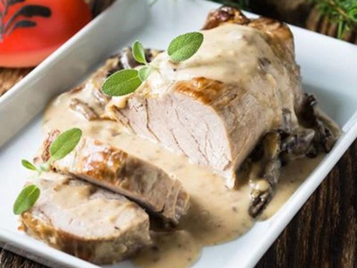 La recette du rôti de porc fait maison