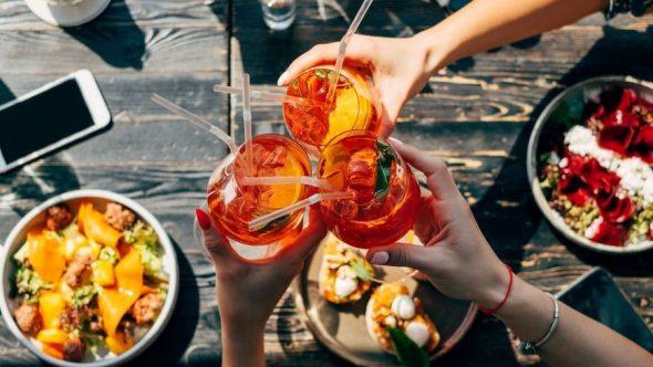 hypocras et gastronomie