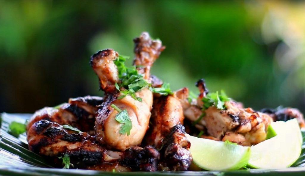 poulet griller