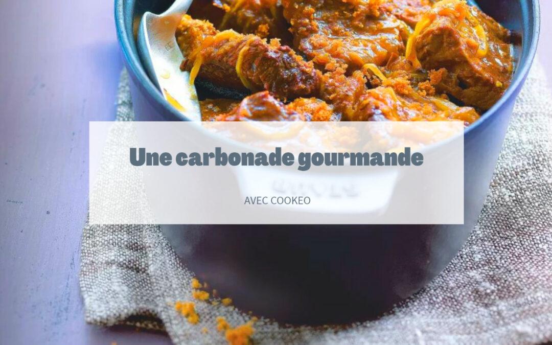 Cuisiner votre propre version du plat bourguignon avec Cookeo