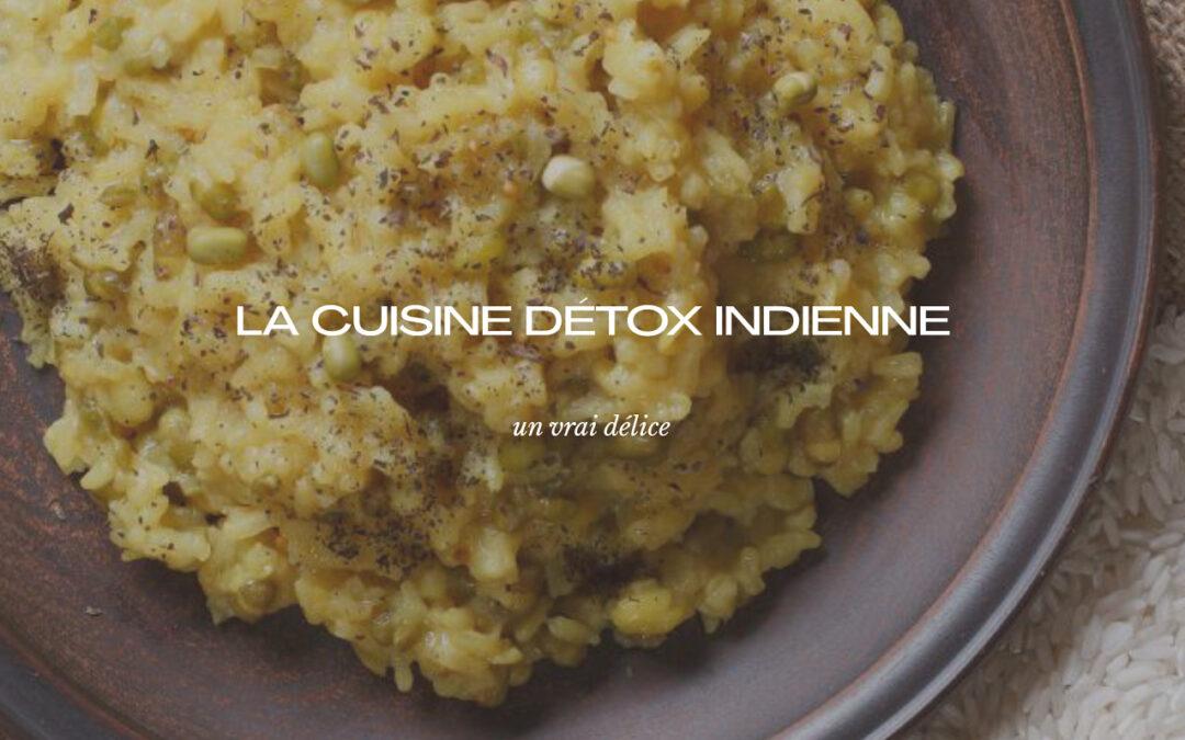 cuisine detox indienne