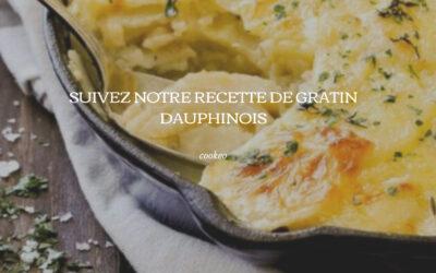 Concocter un plat de gratin dauphinois avec un Cookeo