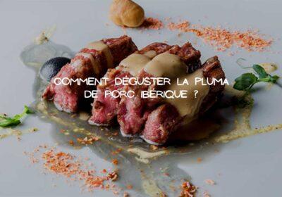 Nos astuces pour bien cuisiner son morceau de plume de porc ibérique