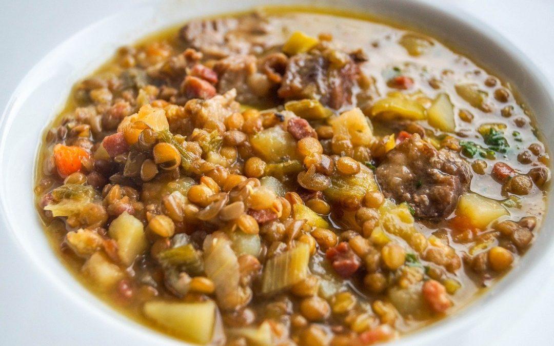 La meilleure soupe de lentilles détox à la mijoteuse