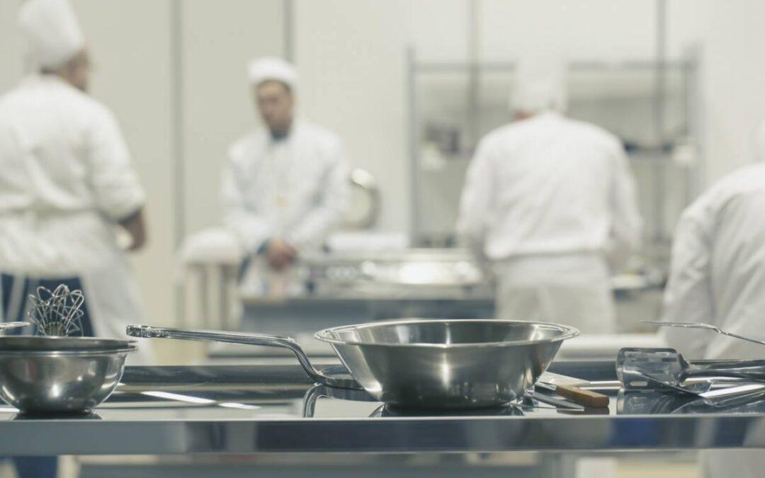 Cuisines centrales : le matériel