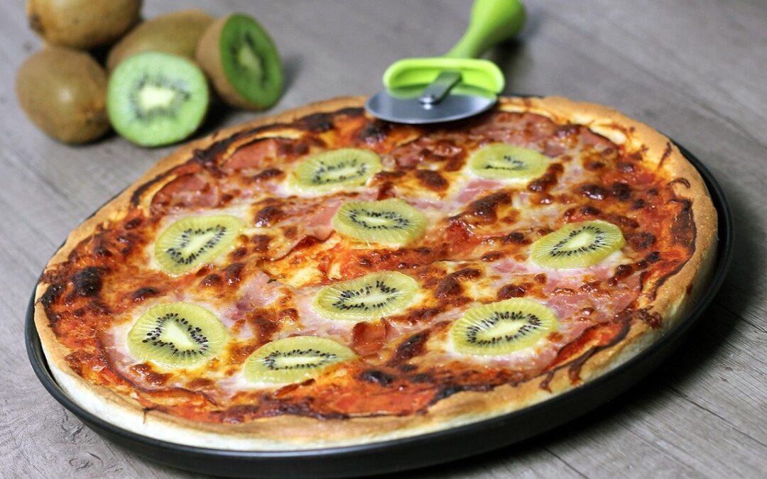 Tout sur la pizza aux fruits