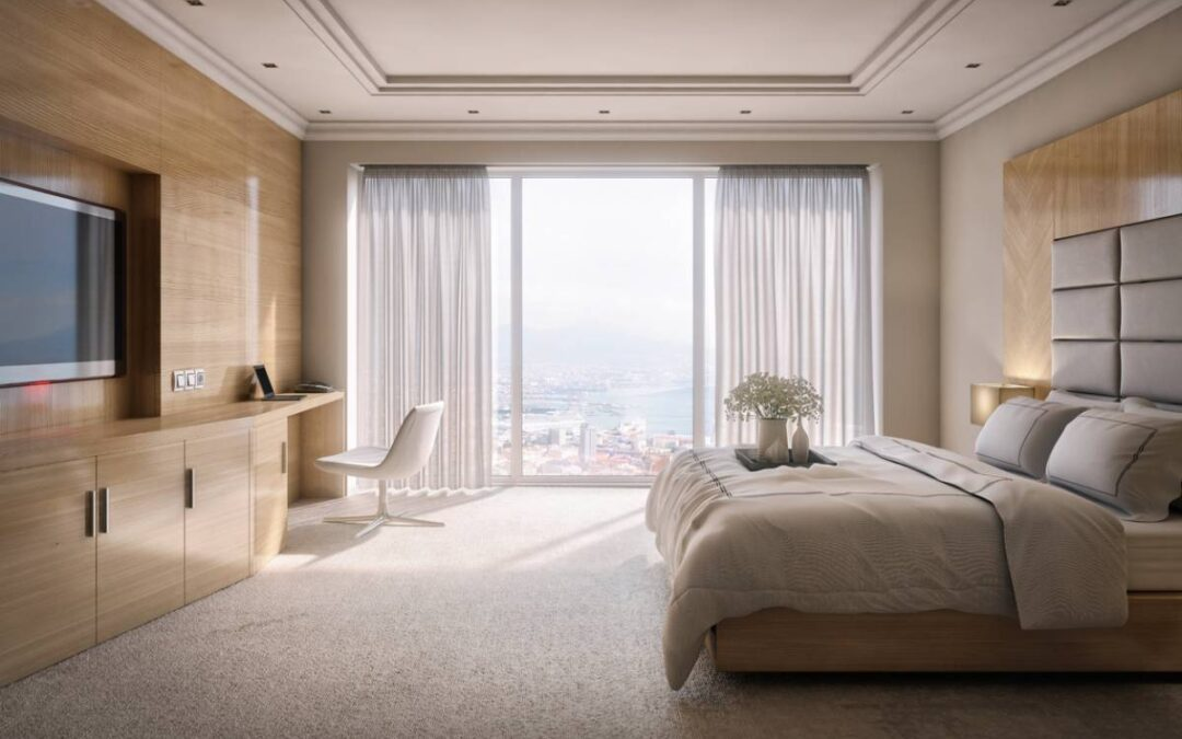 Aménager un gîte avec chambres de luxe