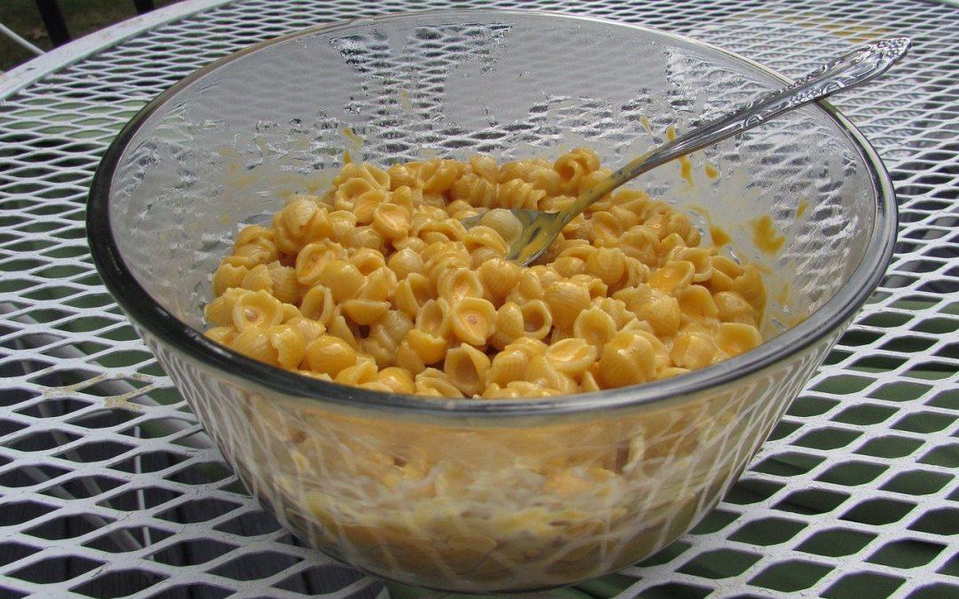 Recette de macaroni au fromage facile