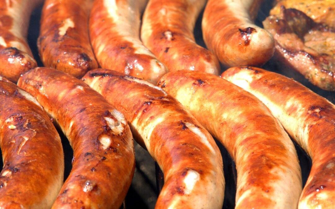 Attention à la cuisson des saucisses de Toulouse !