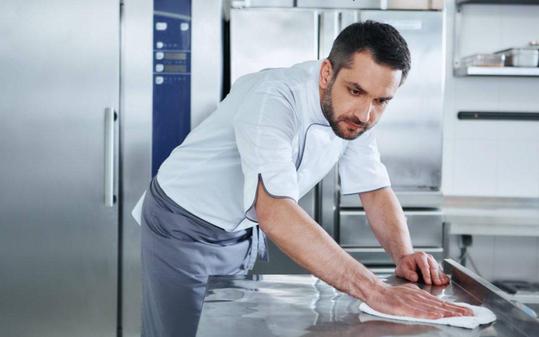 Nettoyage de cuisine professionnelle : 4 conseils