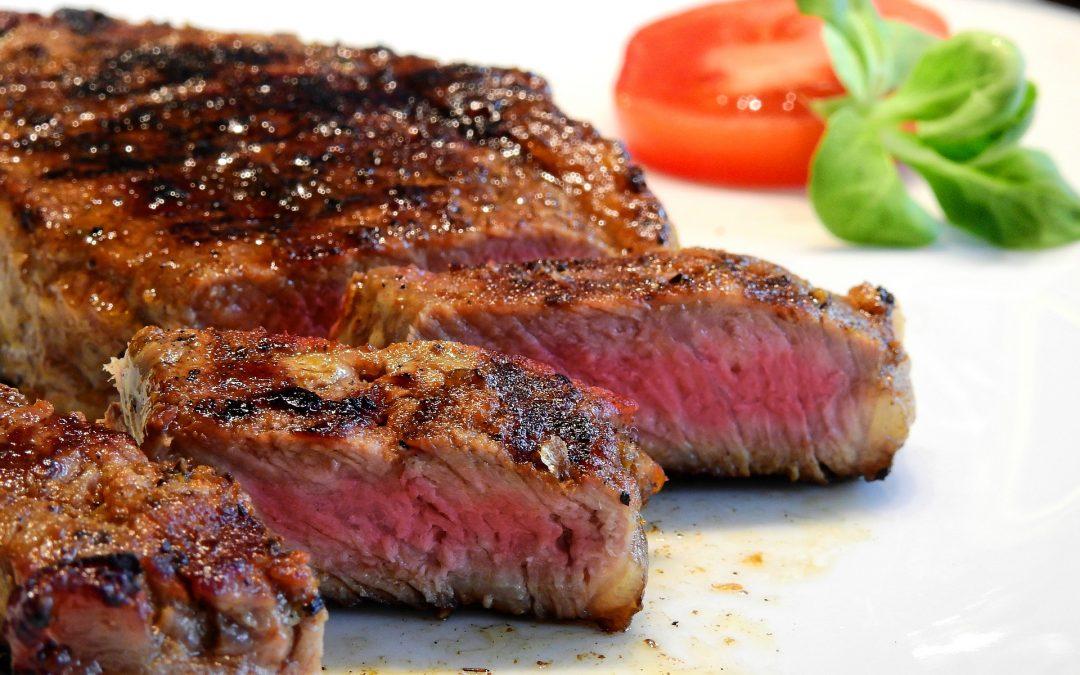 Recettes de steak mariné