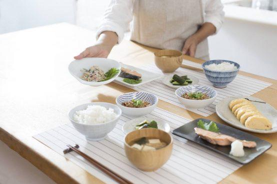 art de la table japon