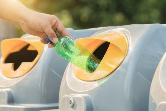 poubelles restauration tri sélectif