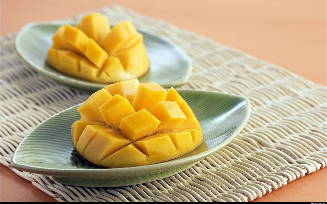 Comment cueillir et couper une mangue