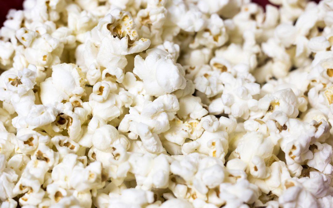 Popcorn croustillant au caramel salé (Cracker Jacks maison !)