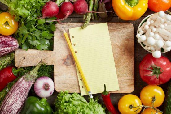 liste de course application recette cuisine