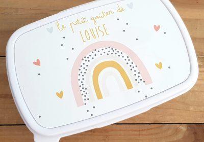 Assurer la conservation du goûter de votre enfant grâce à une boîte personnalisée
