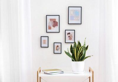 Décorez votre mur avec vos photos